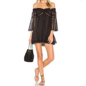 Charo Ruiz Ibiza Campana Dress in Black